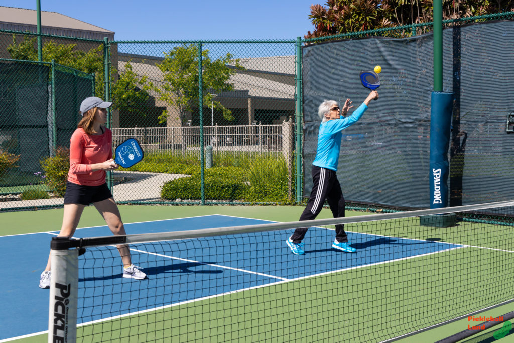 Doubles Pickleball