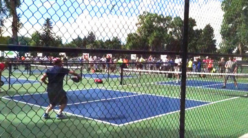 How to start playing pickleball